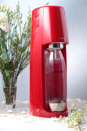 Sodastream Spirit rouge
